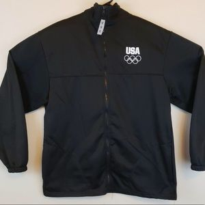 Other - Team USA Olympic Committee Black Track Jacket